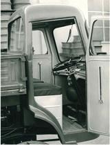 Samecar Agricolo - Particolare della cabina di guida
