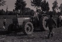 [SAME] Prove della trattrice agricola Drago - Azienda Agricola flli Magli, Maclodio (Bs), 16 sett 1971