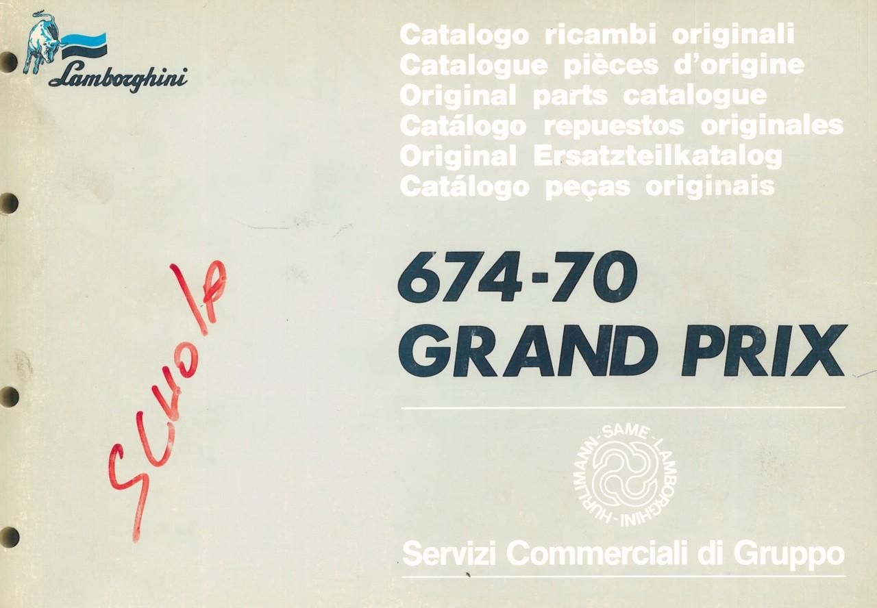 Sdf archivio storico e museo for Catalogo grand prix