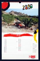 Calendario 2000