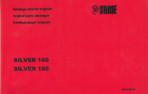 SILVER 160-180 - Catalogo ricambi originali / Original parts catalogue / Catálogo peças originais
