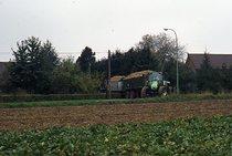 [Deutz-Fahr] Agrotron - Transport- Agrotron con doppio rimorchio