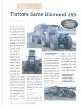 Trattore SAME Diamond 265
