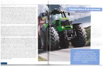SDF - Tecnologietraditionen für die Landwirtschaft