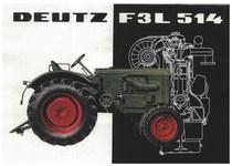 DEUTZ F3L 514