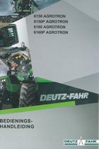 6150 AGROTRON - 6150P AGROTRON - 6160 AGROTRON - 6160P AGROTRON - Bedienings-handleiding