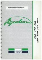 AGROTRON 108-118-128-130-140-155-165 - Libretto Uso & Manutenzione