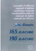 165 RACING - 190 RACING - Manual de Taller