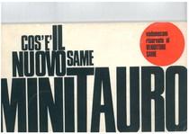SAME MINITAURO 50 - Libretto uso & manutenzione