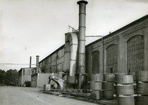 [Ködel & Böhm] Veduta della fabbrica di Lauingen