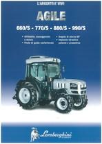 AGILE 660 S - 770 S - 880 S - 990 S