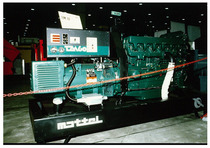 Motore per Gruppi Elettrogeni ADIM