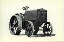 Pubblicitaria - Fiat - 702 BN