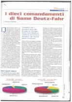 I dieci comandamenti di SAME Deutz-Fahr