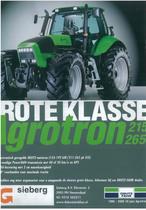 Grote Klasse AGROTRON 215 - 265