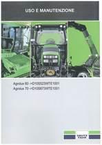 AGROLUX 60-70 - Libretto Uso & Manutenzione