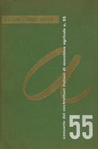 Macchine & Motori Agricoli, Annuario di costruttori italiani di macchine agricole, Bologna, Edagricole, 1955