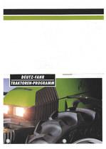 Deutz-Fahr / Traktoren-Programm