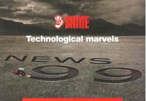 Technological Marvels // Meraviglie tecnologiche