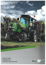 AGROPLUS S 320 - 330 - 410 - 420 - 430