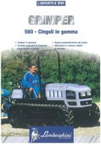 GRIMPER 560 - CINGOLI IN GOMMA