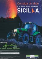 Consiga un viaje a la tierra de los volcanes: Sicilia
