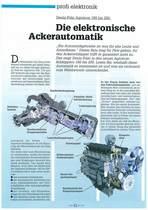 Die elektronische Akerautomatik
