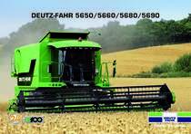 DEUTZ-FAHR 5650/5660/5680/5690