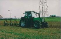 [Deutz-Fahr] trattore DX 6.31 prove in campo