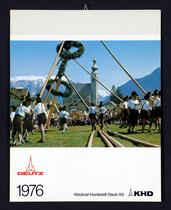 Calendario 1976.Sdf Archivio Storico E Museo