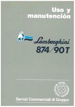 874.90 T - Uso y Manutencion