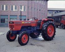 [SAME] trattore Panter presso lo stabilimento di Treviglio