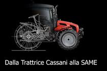 Dalla Trattrice Cassani alla SAME. Una storia di innovazione attraverso i filmati dell'Archivio SDF