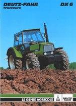 DX 6 / LE GENIE AGRICOLE