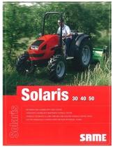 SOLARIS 30 - 40 - 50