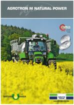 AGROTRON M NATURAL POWER - Evolving agriculture
