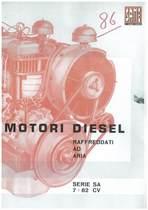 Motori Diesel SAME Serie 7-82 CV