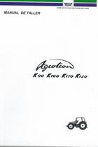 AGROTRON K 90 - 100 - 110 - 120 - Manual de taller