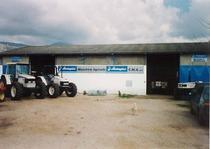 """Concessionario Lamborghini """"C.M.A. snc - Macchine Agricole"""""""