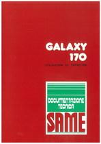 GALAXY 170 - Utilisation et entretien