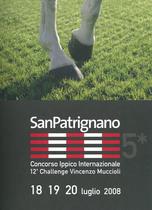 Deutz-Fahr: sponsorizzazione del concorso ippico Internazionale San Patrignano 18-20 luglio 2008