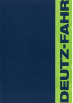 Range Catalogue - DEUTZ- FAHR