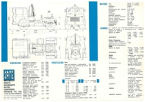 ELEFANTE TS/A 4 X 4 Trattore per Autoarticolato