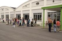 Giornata di apertura al pubblico dello stabilimento di Lauingen