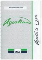AGROTRON L 720 - Betriebsanleitung