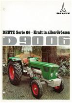 DEUTZ D9006 - KRAFT IN ALLEN GRÖSSEN