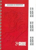 SILVER 85 - 95 - 105 - 110 - 115 - 130 - Bediening en onderhoud