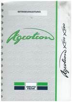 AGROTRON X 710 - 720 - Betriebsanleitung