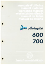 600-700 - Manuale d'officina
