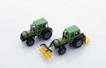 [Deutz-Fahr] modellini trattori Agrostar 6.61 e Agrostar 6.61 con pala caricatrice